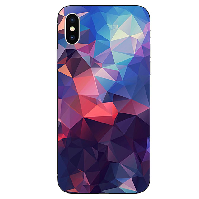Case For Apple iPhone 11 / iPhone 11 Pro / iPhone 11 Pro Max Pattern Back Cover Geometric Pattern Soft TPU