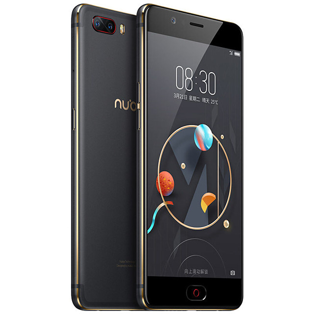 NUBIA M2 Global Version 5.5 polegada