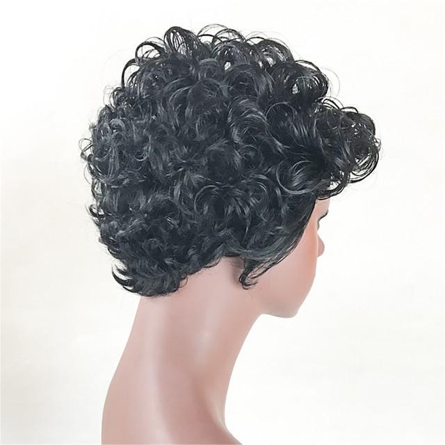 Capelli Parrucca Short Hairstyles 2020 Riccio Ricci Jheri ...