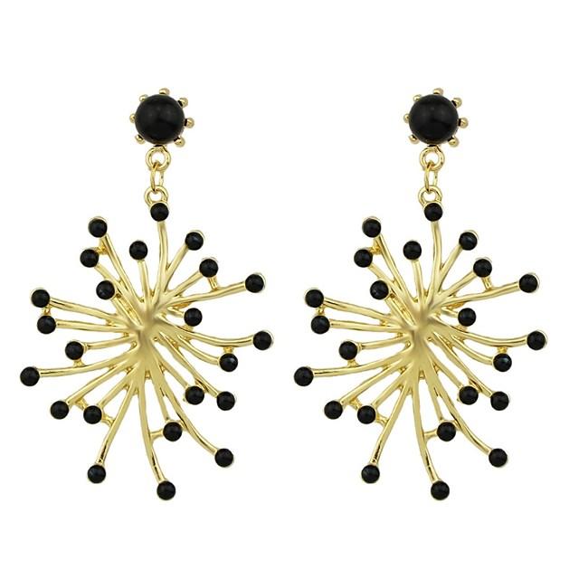 Designer Monogram Square Drop Earring Stainless Steel Red Geometric Stud Earrings for Women,Trendy Rhinstone Rose Gold Dangle Earrings for Girls