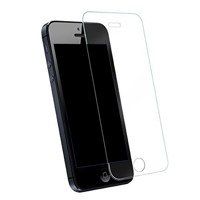 Screen Protector for Apple iPhone SE / 5s / iPhone 5 Tempered Glass 1 pc Front Screen Protector Explosion Proof