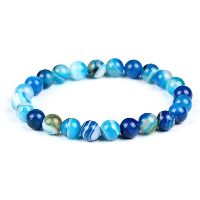 Men's / Women's Strand Bracelet / Bracelet - Bohemian, Fashion Bracelet Light Blue For Birthday / Evening Party