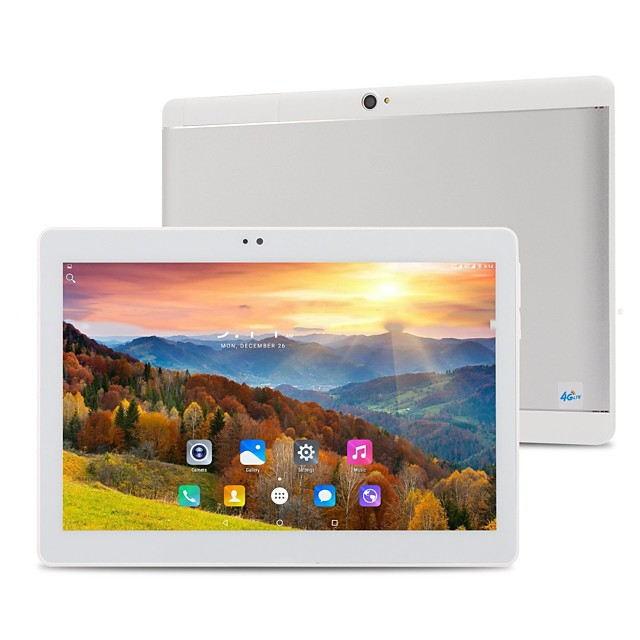 Ampe T1001 10.1 inch Phablet (Android 7.0 1920*1200 Octa Core 2GB+32GB) / 64 / 5 / Micro USB / SIM Card Slot / TF Card slot