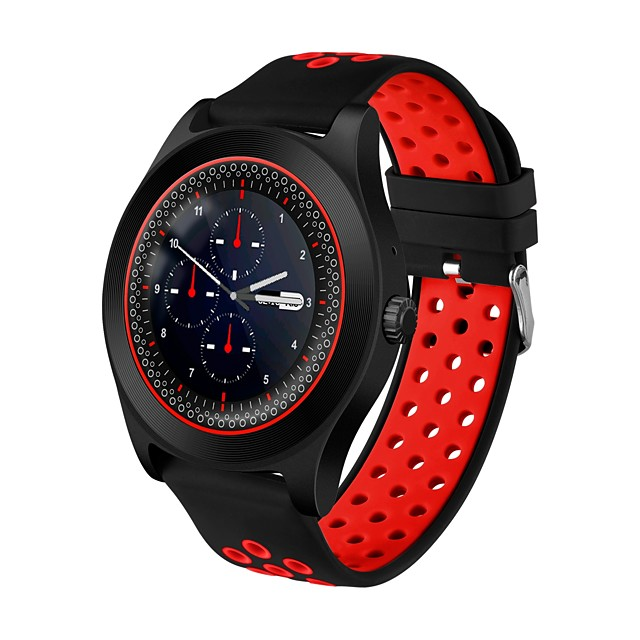 KING-WEAR® TF8 Men Smartwatch Android Bluetooth Waterproof Touch Screen Hands-Free Calls Camera Pedometers Timer Pedometer Call Reminder Sleep Tracker Sedentary Reminder / Find My Device / 72-100