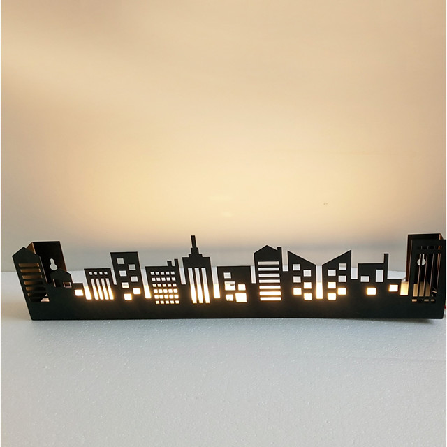 Novelty Picture Wall Lights Bedroom / Study Room / Office / Indoor Metal Wall Light IP44 220-240V 8 W / LED Integrated