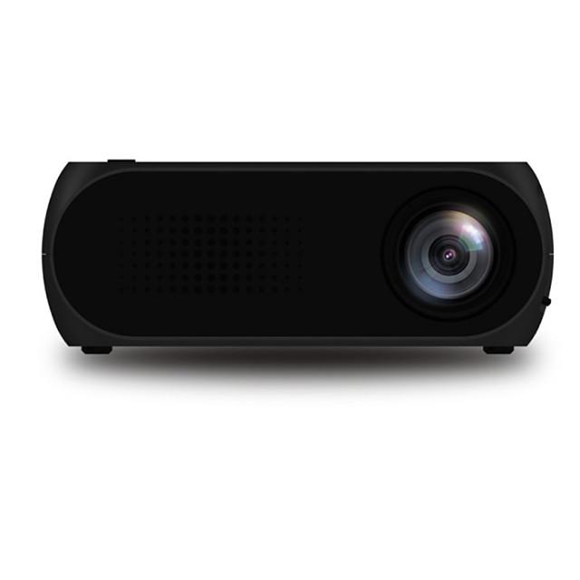 YG-320 Portable Projector Mini Projector USB LED 1080P Projector