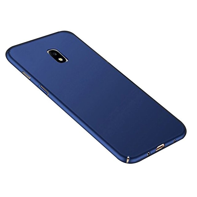 Case For Samsung Galaxy J7 (2017) / J5 (2017) / J3 (2017) Ultra-thin / Frosted Back Cover Solid Colored Hard PC