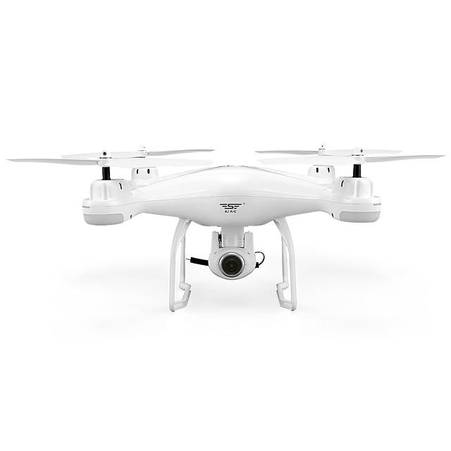 RC Drone SJ  R / C S20W RTF 4CH 6 Axis 2.4G With HD Camera 2.0MP 1280x720 RC Quadcopter One Key To Auto-Return / Auto-Takeoff / Headless Mode RC Quadcopter / Remote Controller / Transmmitter / Camera