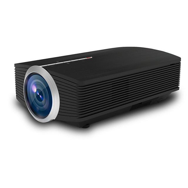 YG500 LCD LED Projector 1200 lm Support 1080P (1920x1080) 50-130 inch / WVGA (800x480)