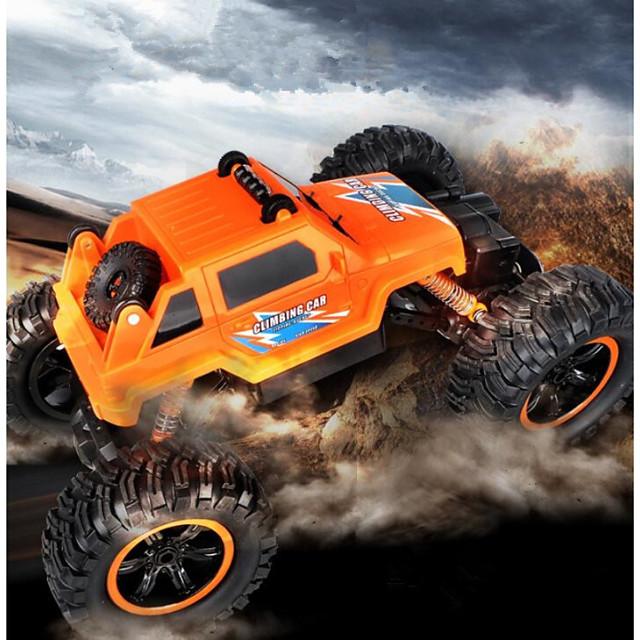 RC Car 2836 2.4G Buggy (Off-road) / Rock Climbing Car 1:14 Brush Electric 30 km/h