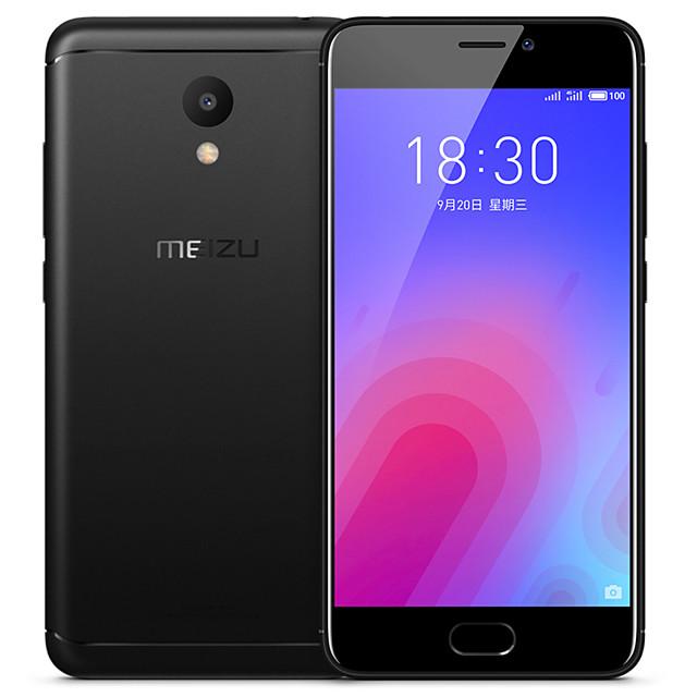 оформление meizu m6 global version 5,2-дюймовый 4-граммовый смартфон (2 ГБ + 16 ГБ 13 Мп mediatek MT6750 3070 мАч) / 1280x720