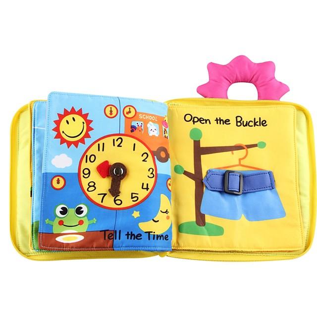 Игрушка для обучения чтению 3D Читая книгу 1 pcs дошкольный Игрушки Подарок