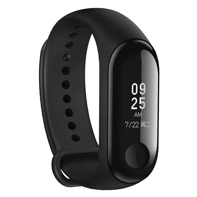 Origina Xiaomi Mi Band 3 Smart Wristband Fitness Bracelet Big Touch Screen OLED Message Smartband Chinese Version