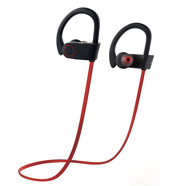 LITBest Neckband Headphone Bluetooth4.1 Bluetooth 4.2 Stereo with Microphone with Volume Control Sport Fitness