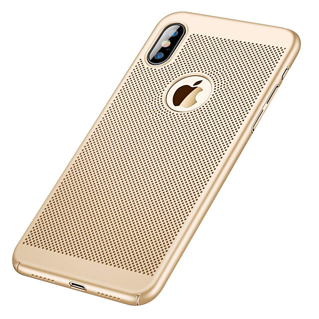 Case For Apple iPhone 11 / iPhone 11 Pro / iPhone 11 Pro Max Ultra-thin Back Cover Solid Colored Hard PC
