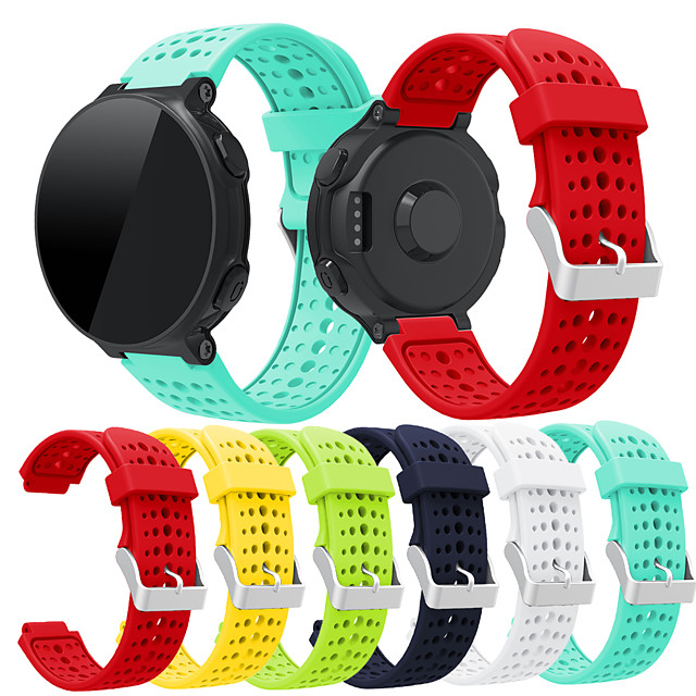 Smartwatch Band for Garmin Forerunner 735XT / 235 / 630 Band Soft Silicone Wrist Strap