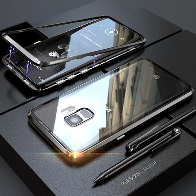 téléphone Coque Pour Samsung Galaxy Coque Intégrale S9 S9 Plus S8 ...