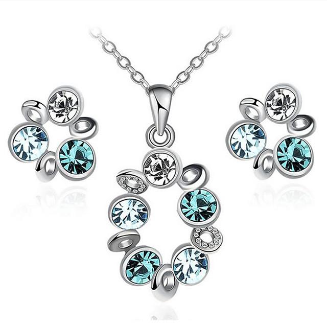 Perla /& Cristal Pendientes /& Collar Colgante de Mariposa Set Boda Novia 726