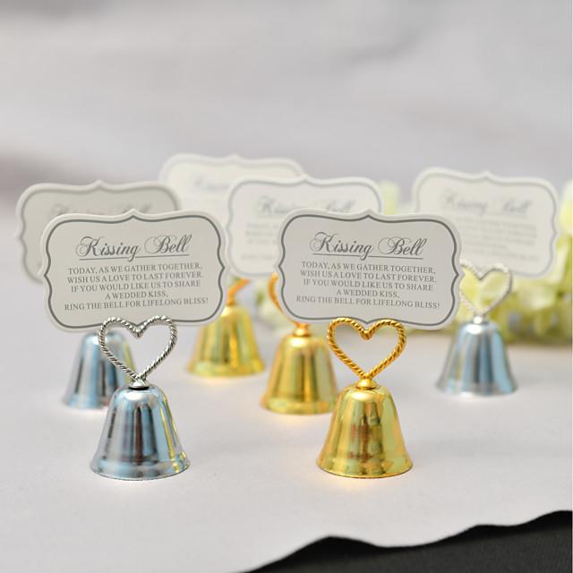 Net Zinc Alloy Wedding Card Holder Standing Style 1 pcs