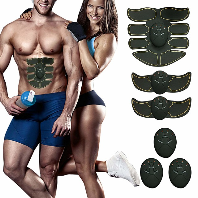 LITBest Home Workout Electronic Muscle Toner Belt