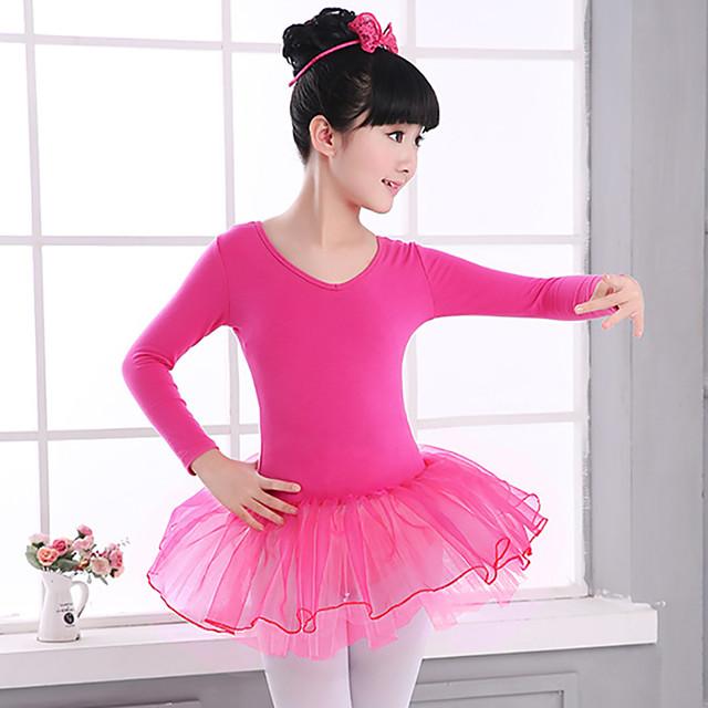 Ballett Kleider Mädchen Training / Leistung Baumwolle ...