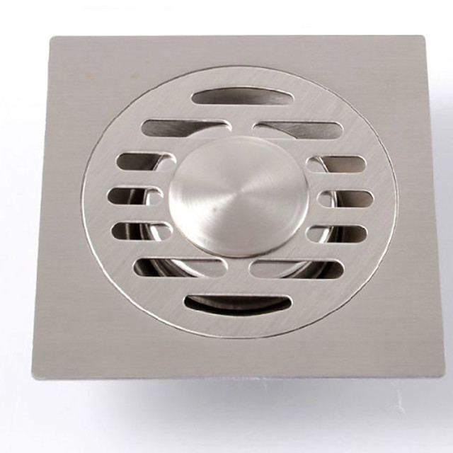 Drain New Design / Cool Modern Stainless Steel / Iron Floor Mounted