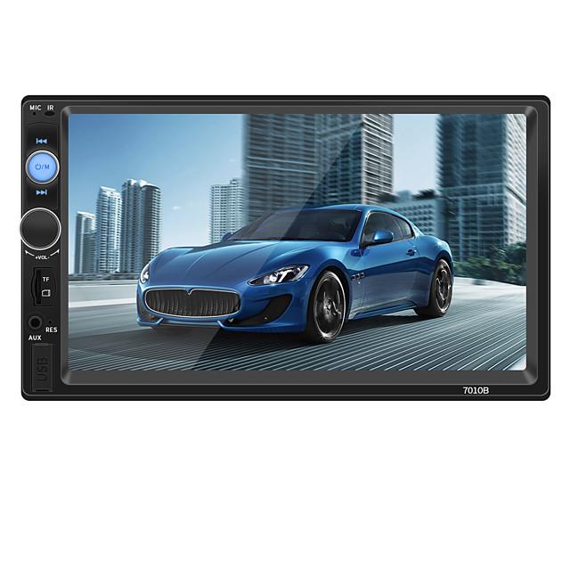 SWM 7010B 7 inch 2 DIN Other OS Car MP5 Player / Car MP4 Player / Car MP3 Player Touch Screen / Built-in Bluetooth / Steering Wheel Control for universal Support WMV / RMVB / AMV MP3 / WMA / WAV JPEG
