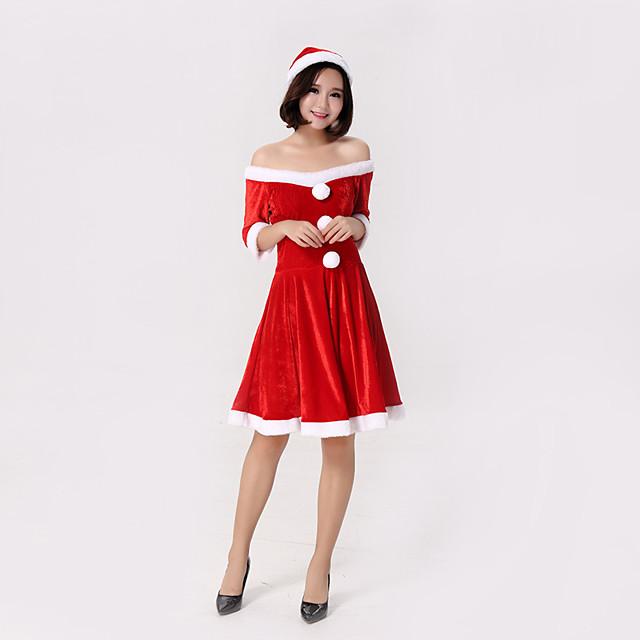 Cosplay Kostüme Weihnachtsmann kleiden Teen Erwachsene ...