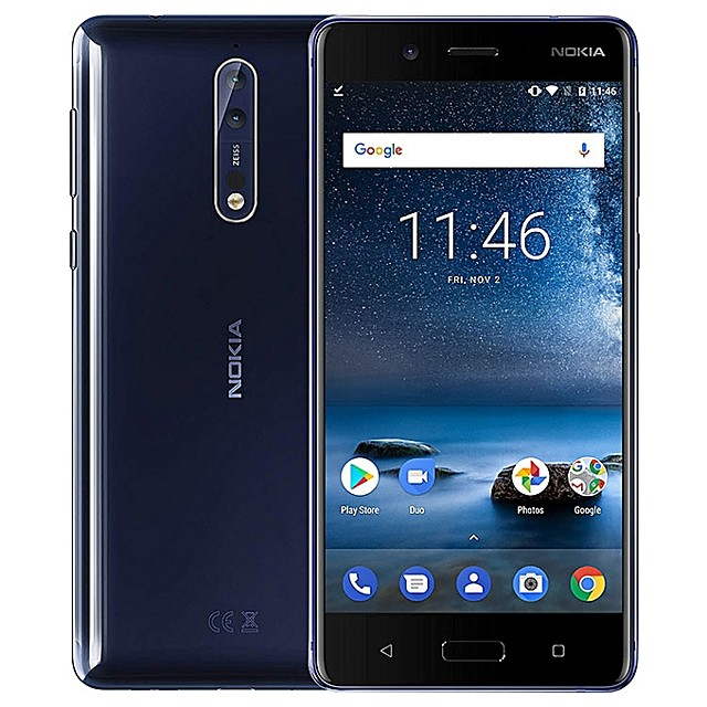 Clearance NOKIA 8 Global Version 5.3 inch