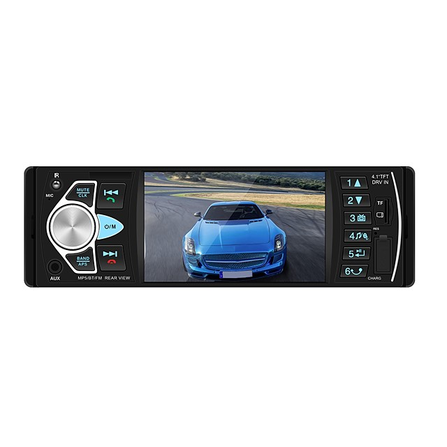 SWM 4022D 4.1 inch 1 DIN Other OS Car MP5 Player / Car MP4 Player / Car MP3 Player MP3 / Built-in Bluetooth / Radio for universal RCA / Other Support MPEG / MPG / RM MP3 / WMA / WAV JPEG / JPG