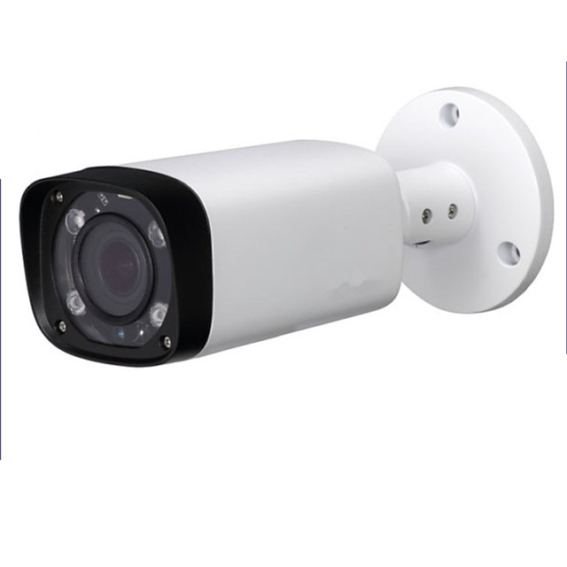 Dahua® IPC-HFW5431R-Z 4MP 80m Night Vision IP Camera Security Camera 2.7-12mm Motorized VF Lens Plug and play IR-cut Remote Access Dual Stream PoE Motion Detection