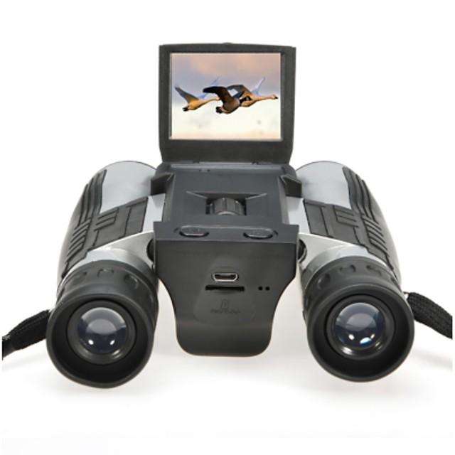 Zoom FS608 Digital Binocular Telescope camera 5MP CMOS Sensor 2.0'' TFT Full HD 1080p DVR Photo Video Recording USB Binoculars