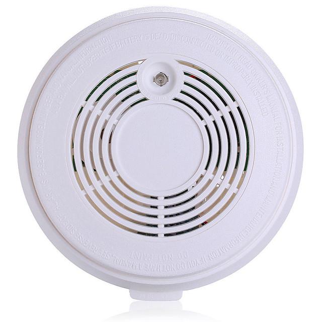 Smoke /Gas Detector co Carbon Monoxide Detector Fire Smoke Sensor Alarm Combination 2 in 1