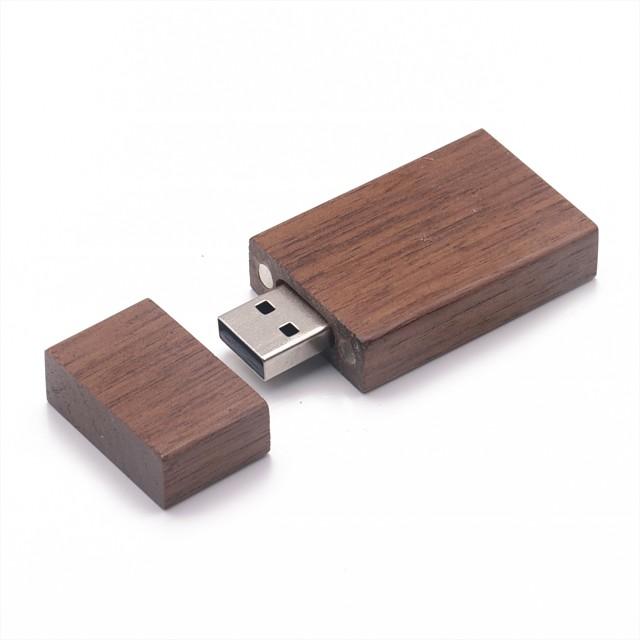 32GB usb flash drive usb disk USB 2.0 Wooden irregular Wireless Storage