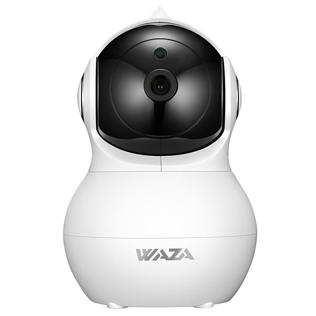 WAZA SC02 2 mp IP kamere Unutrašnji podrška 64 GB / PTZ / CMOS / Bez žice / iPhone OS / Android