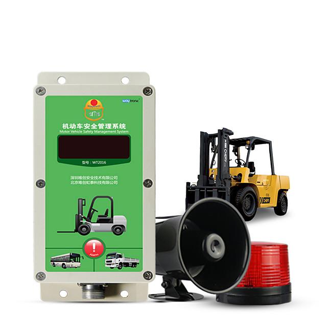 Factory OEM WT2016 Siren Platform for Outdoor Forklift Speed Limiter Speed Alarm