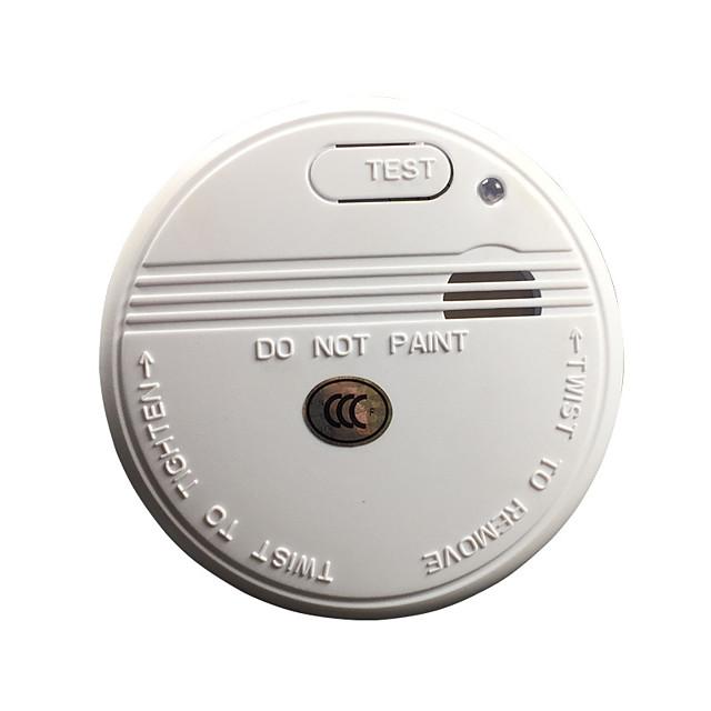 KD-133 Smoke & Gas Detectors for Indoor Kitchen Fire Smoke Alarm High Sensitivity Security Sensor