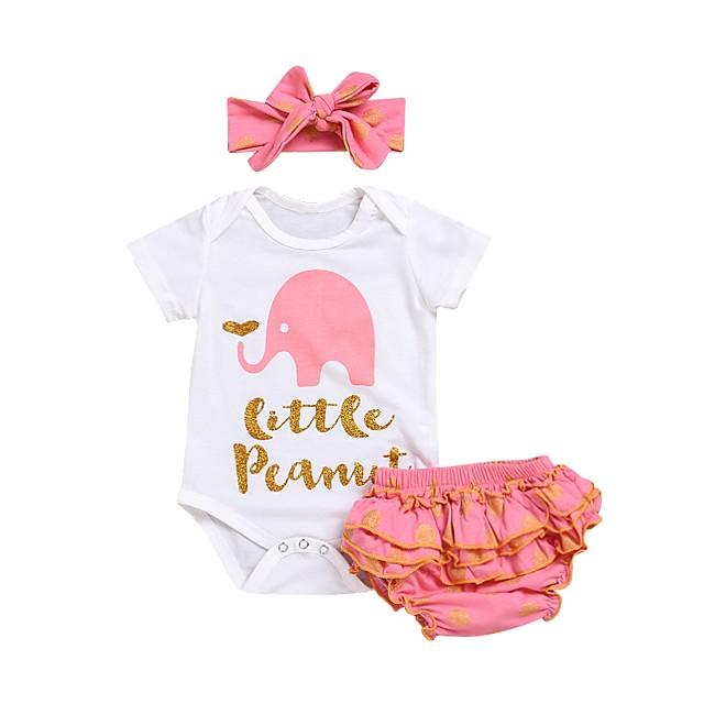 Baby Tuš Pamuk Praktični pokloni za goste / Darovi Novorođenče - 1 pcs