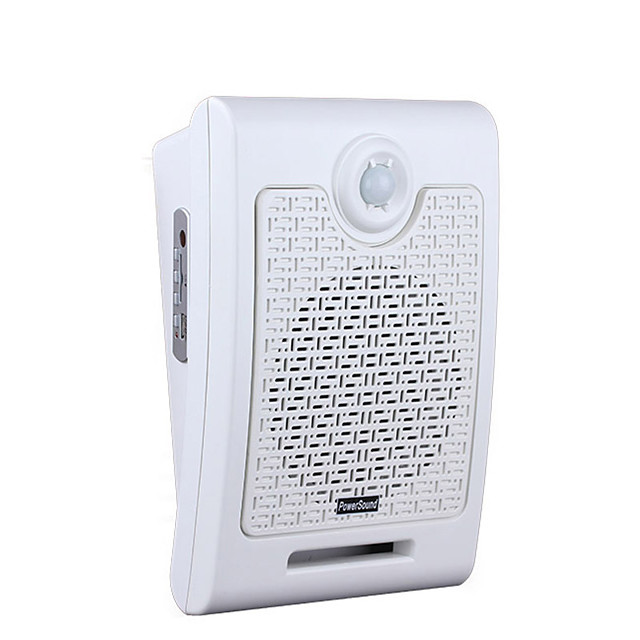 WT01P0950 Infrared Detector Sound Alarm Factory Safety Prompter High Power Speaker Platform for Indoor