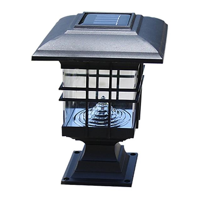 Panel Solar Lampara Lampara Solar Poste Columna Faros Cerca Lamparas Lampara De Pared Faro Led Luz Solar Luces De Jardin Al Aire Libre 5574850 2020 29 93