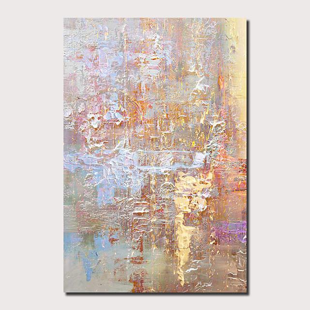 pittura a olio fatta a mano dipinta a mano arte della parete verticale astratta decorazione della casa arredamento allungato telaio pronto da appendere