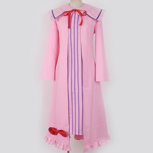 Inspired by TouHou Project Cosplay Anime Cosplay Costumes Japanese Cosplay Suits Solid Colored Dress More Accessories Cap For Men's Women's