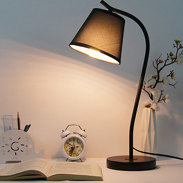 Desk Lamp Modern Contemporary Nordic Style For Bedroom Indoor Metal 220V