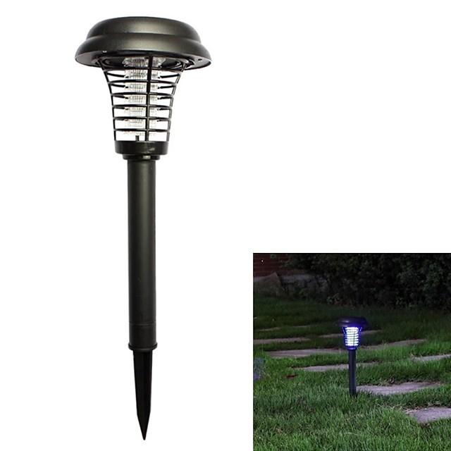BRELONG Solar LED Light Garden Light Outdoor Lighting Pest Repeller Mosquito Zapper Insect Repeller Light Indoor Outdoor Home Garden Porch Courtyard Backyard