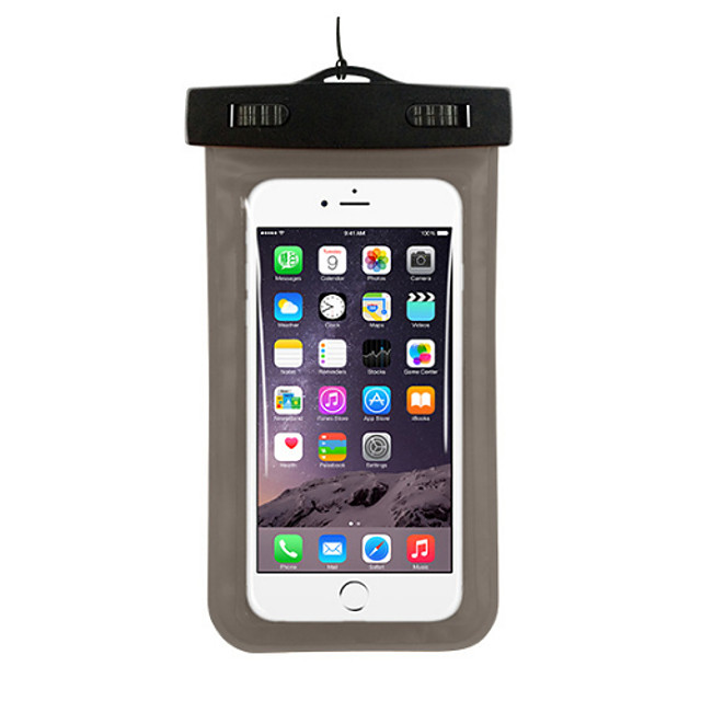 Cell Phone / Waterproof Case / Pouch / Bag Waterproof Plastic 20*10.5 cm