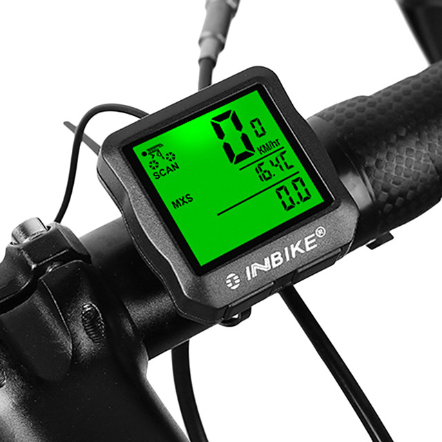 528 Bike Computer / Bicycle Computer Odo - Odometer Temperature Instruments Speed Mountain Bike / MTB Road Bike Road Cycling Cycling