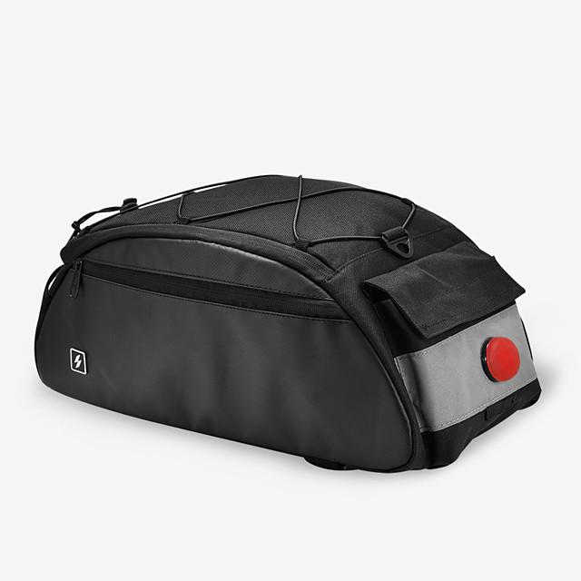 Sahoo Bike Rack Bag Bike Pannier Rear Rack Bike Bag Back Pack Trunk Bag Series