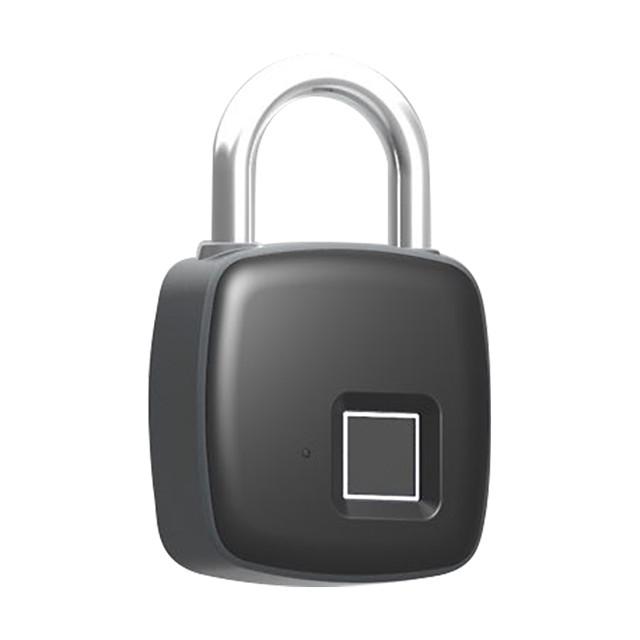 Anytek P3 Zinc Alloy lock / Fingerprint Lock / Fingerprint Padlock Smart Home Security iOS / Android System Fingerprint unlocking Household / Home / Home / Office Others / Security Door / Copper Door