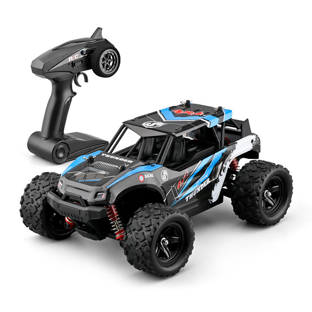 Toy Car Toy Playsets High Speed Wireless Electromotion Youth 1:18 On-Road Car (On-road) Buggy (Off-road) 2.4G For Kid's Child's Gift