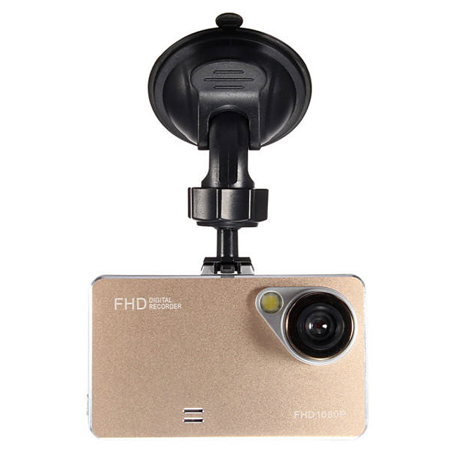Night Vision / Wireless Car DVR 120 Degree Wide Angle 2.6 inch LCD Dash Cam with Night Vision / G-Sensor / auto on / off 1 infrared LED Car Recorder